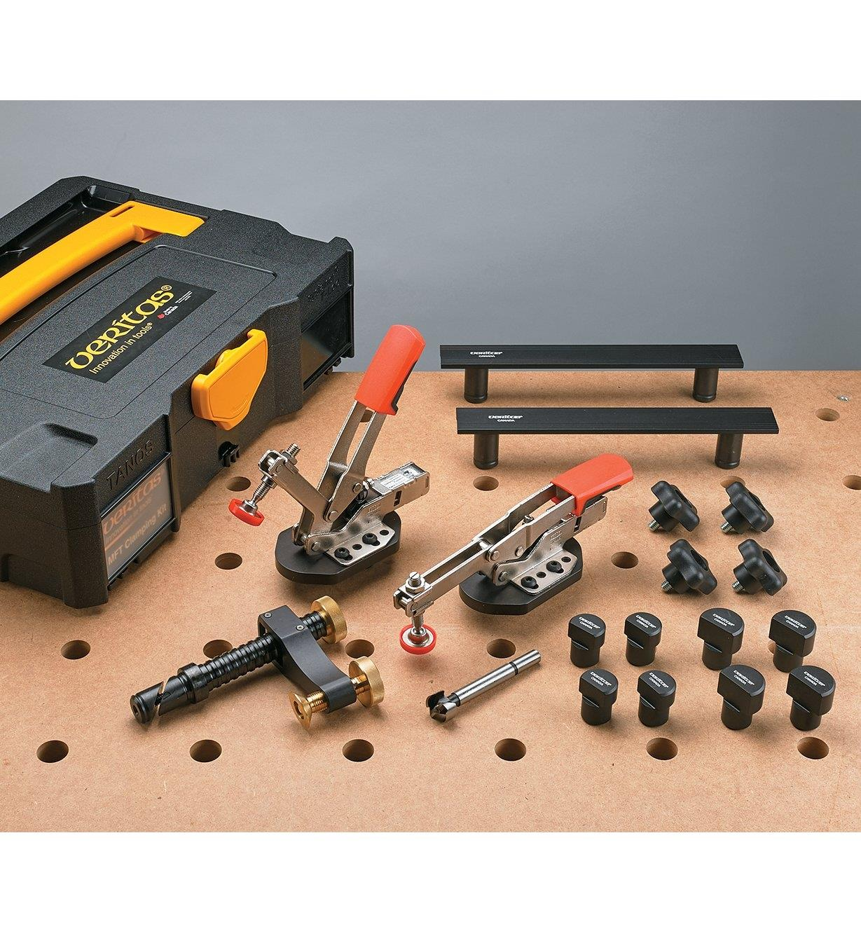 ZV10090 - Veritas MFT Clamping Kit