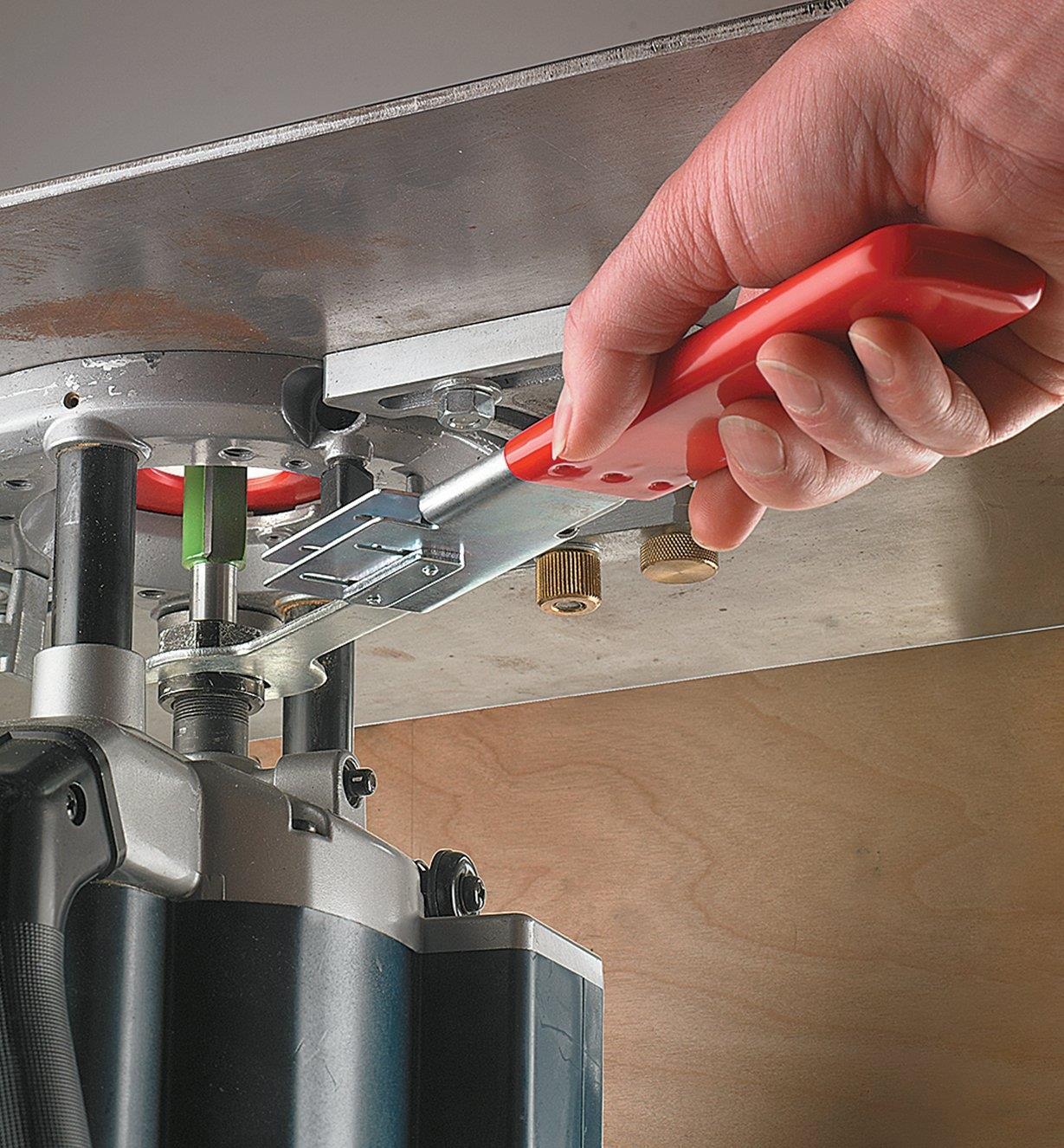 09A0501 - Rallonge pour clé de machines-outils