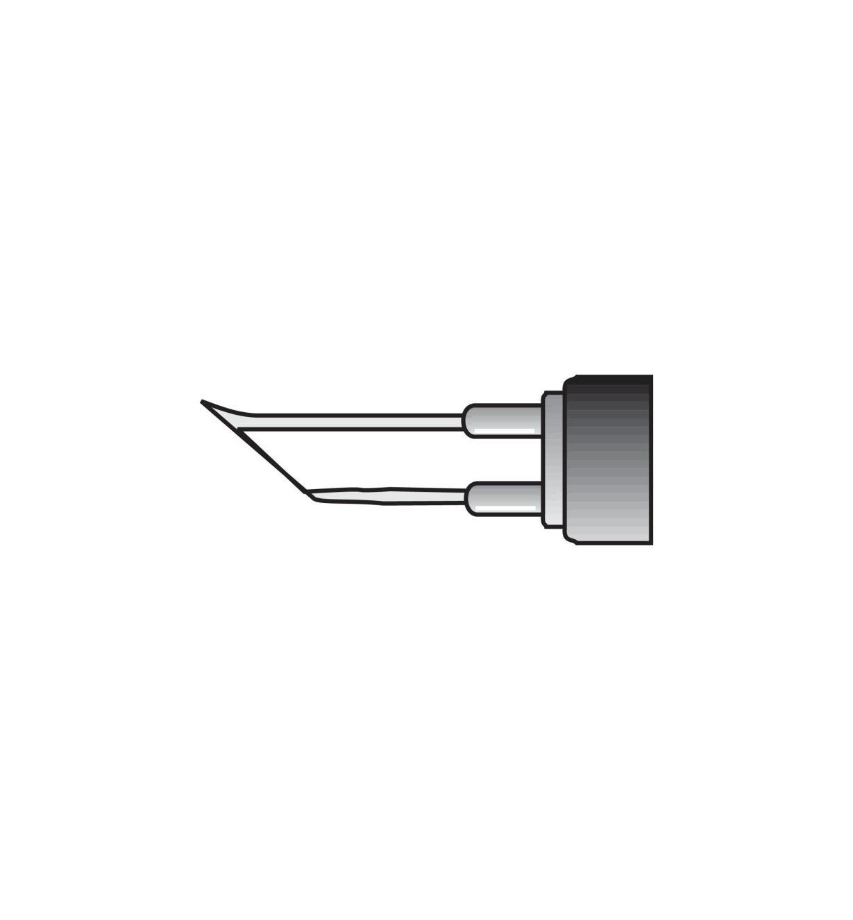 38N3503 - #15L Handpiece