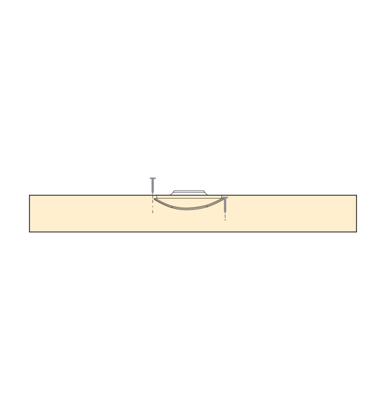Connecteurs à visser en métal