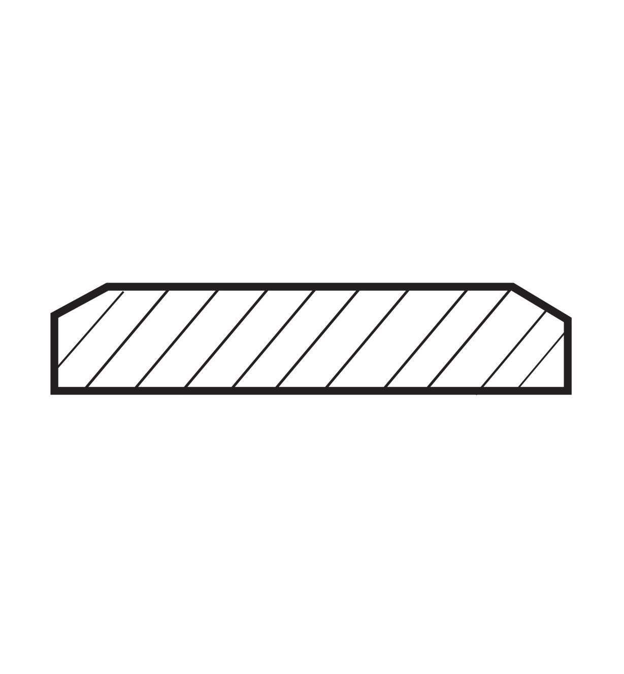 Narex Classic Bevel-Edge Chisels