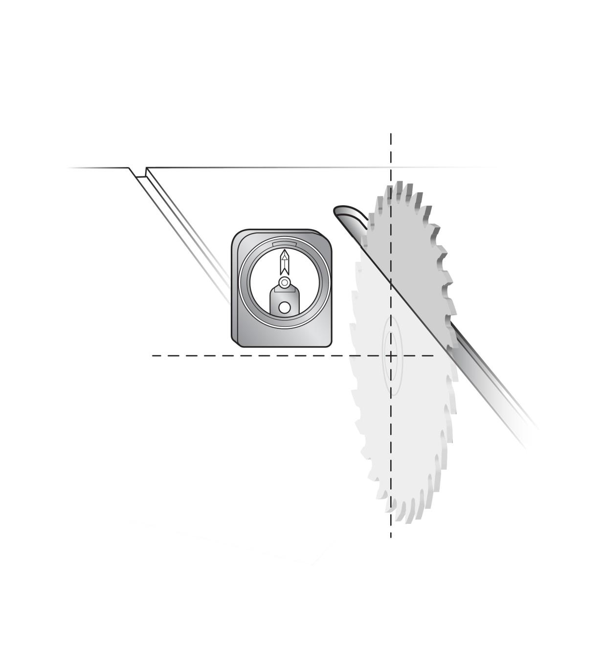 99N0501 - AcuAngle Angle Level