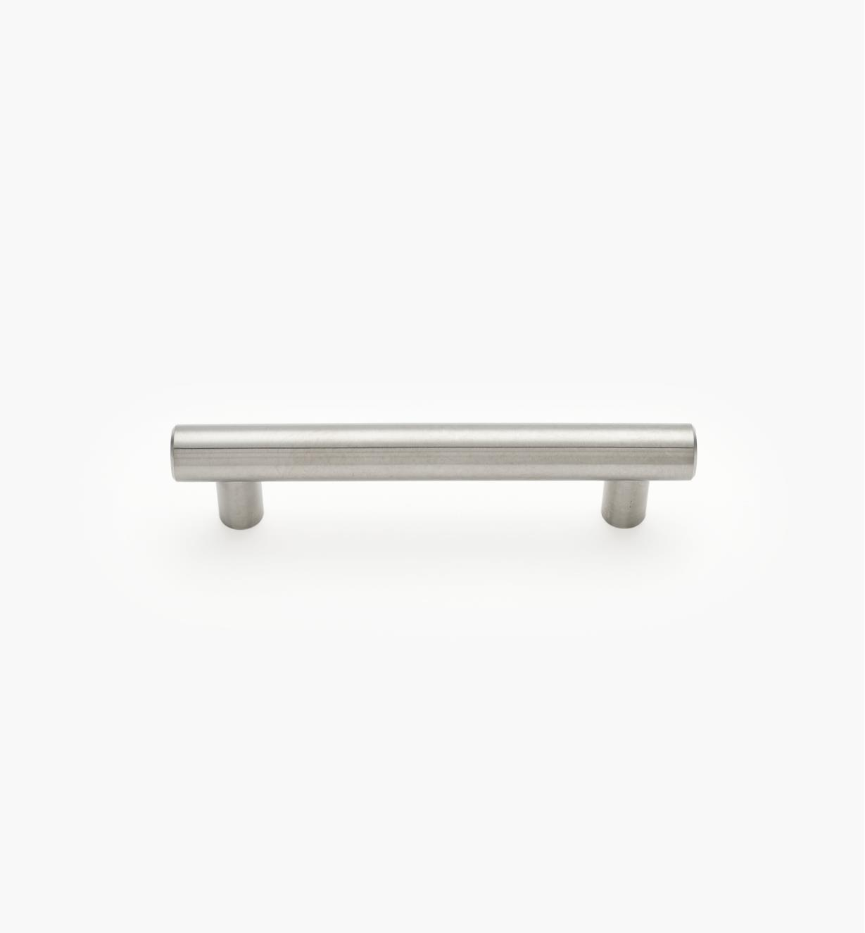 01W8356 - 168mm (128mm) Stainless Steel Bar Handle