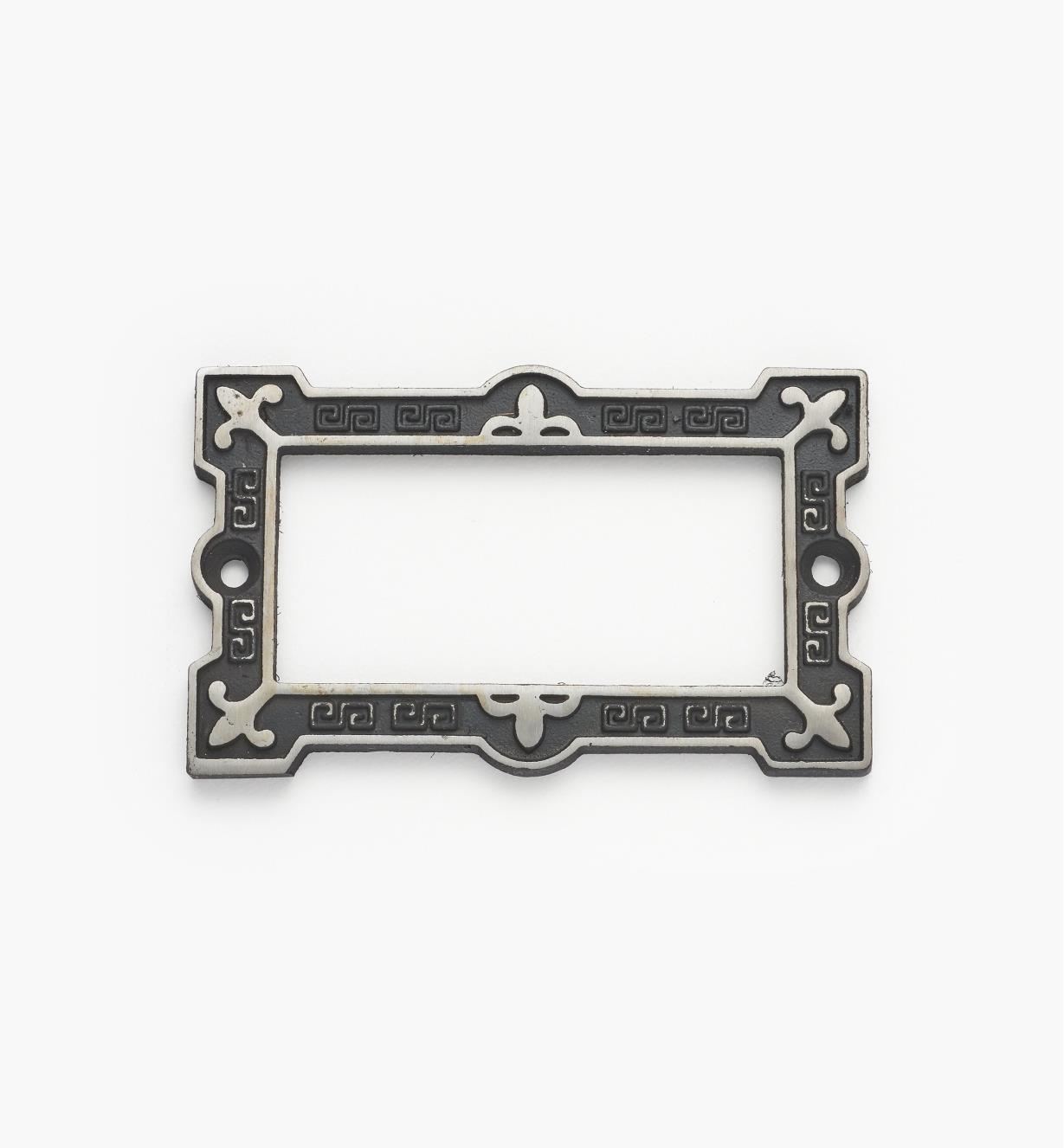 01K2801 - Cast Card Frame