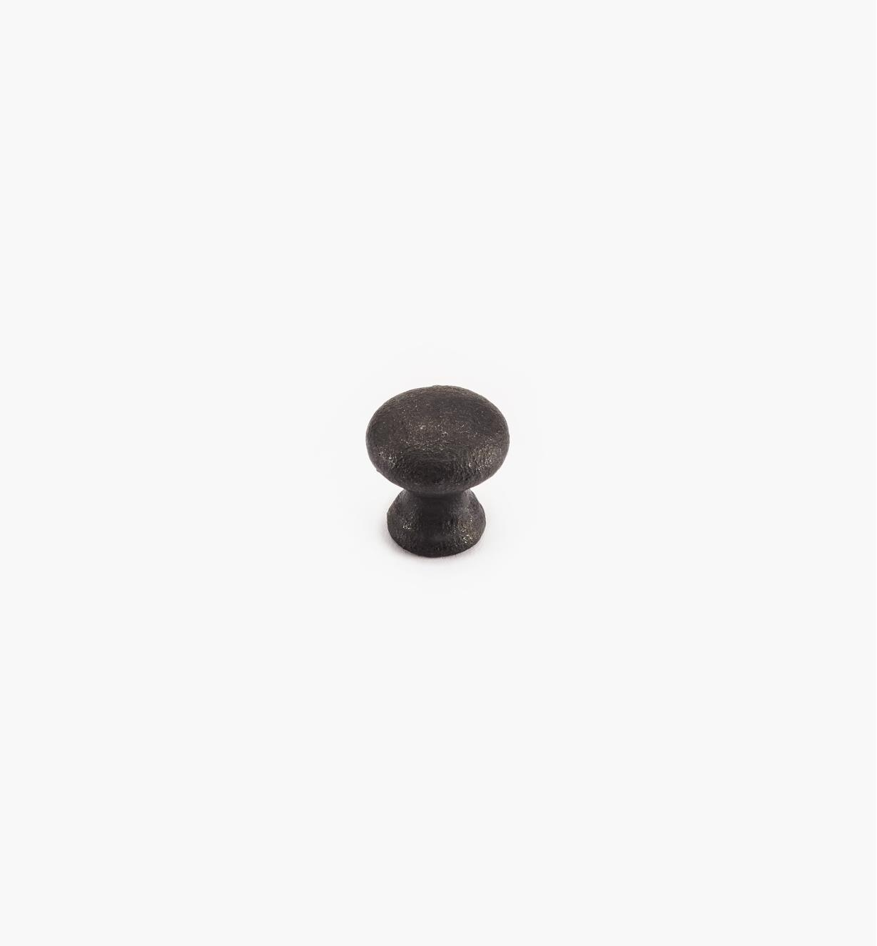 01W4701 - Bouton classique en acier, 1/2 po x 1/2 po