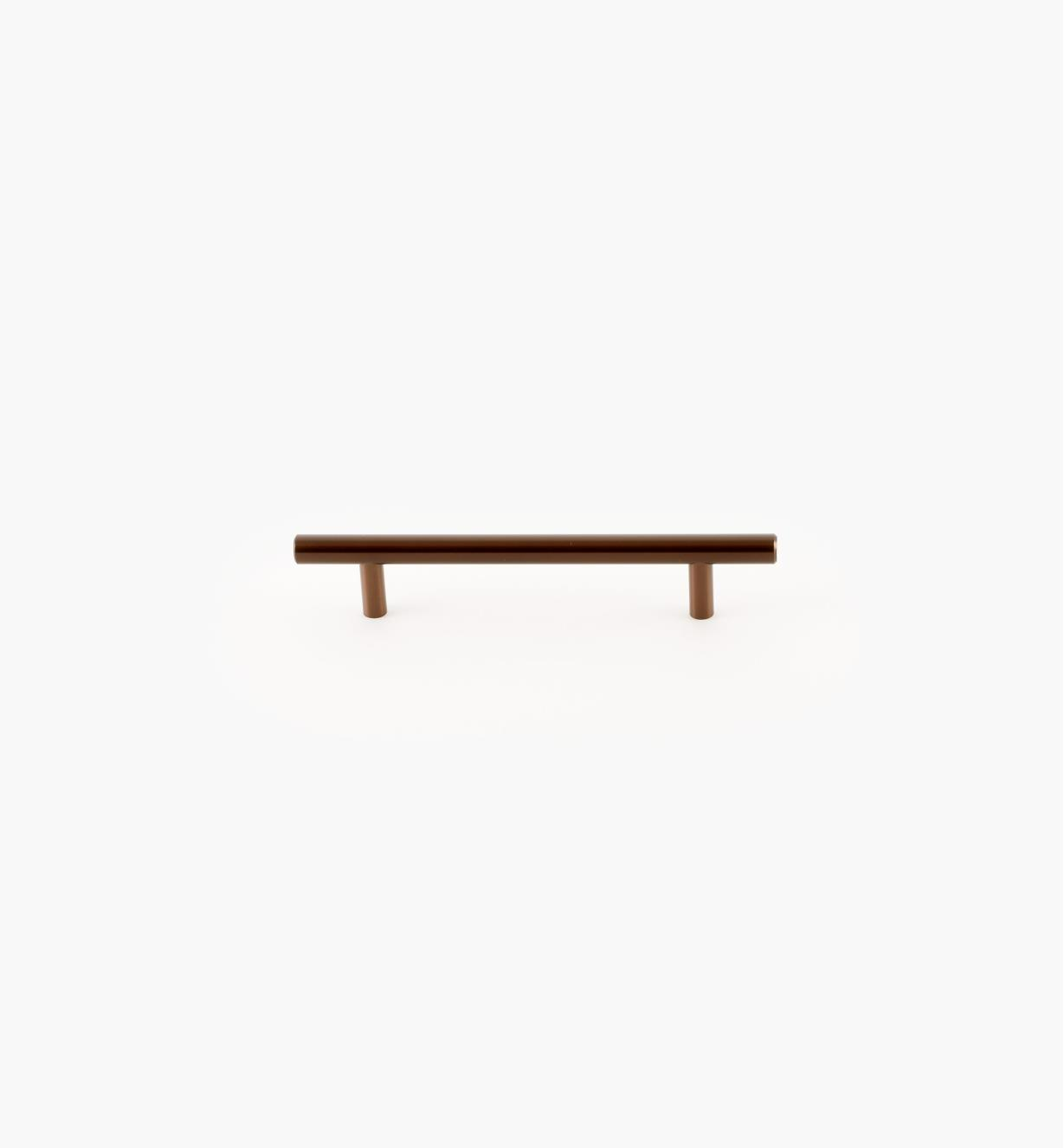 02A1477 - Bar Caramel Bronze 128mm (187mm) Pull, each