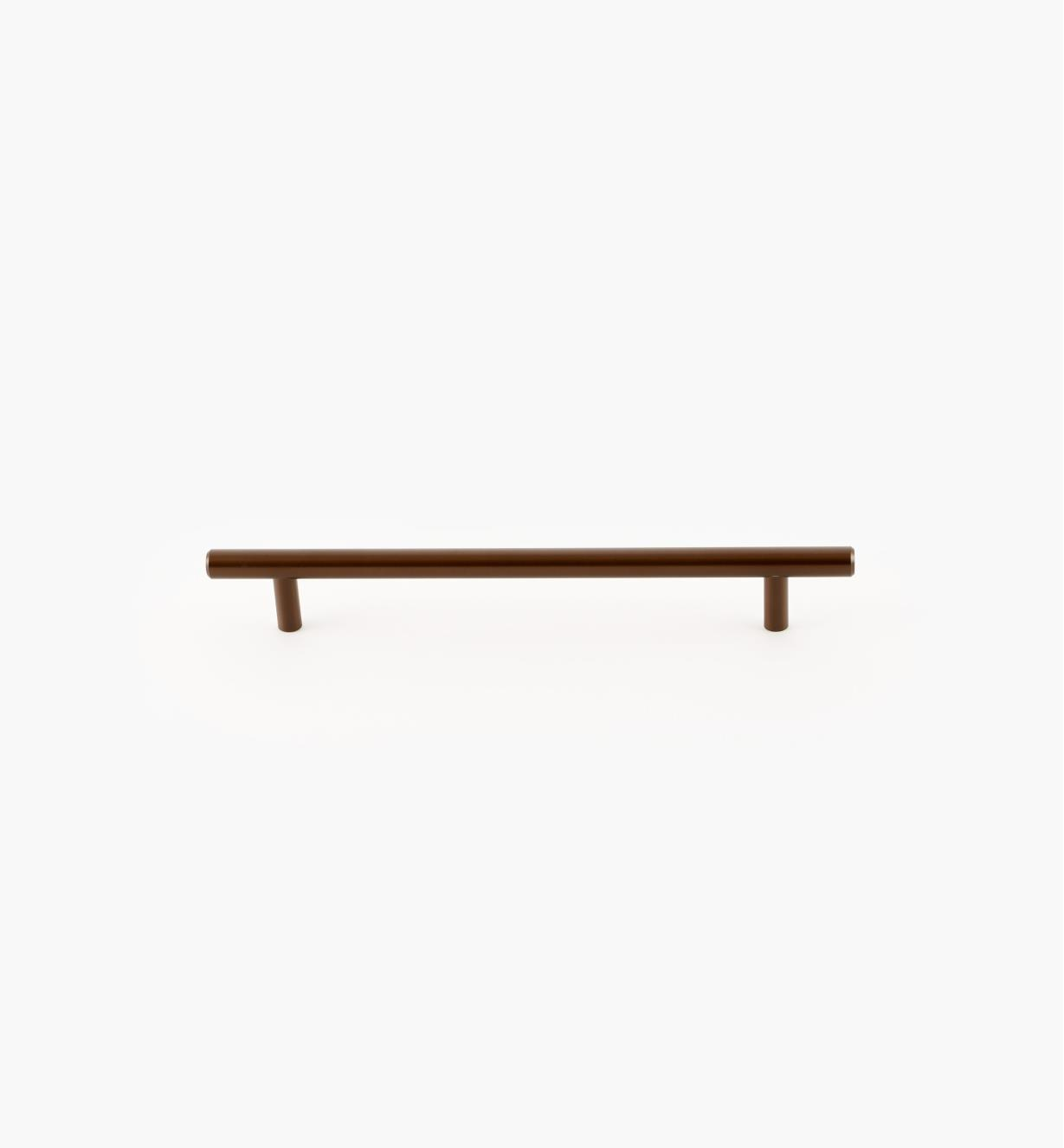 02A1478 - Bar Caramel Bronze 192mm (252mm) Pull, each