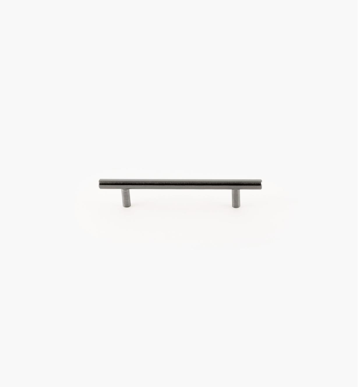 02A1482 - Bar Gunmetal 128mm (187mm) Pull, each