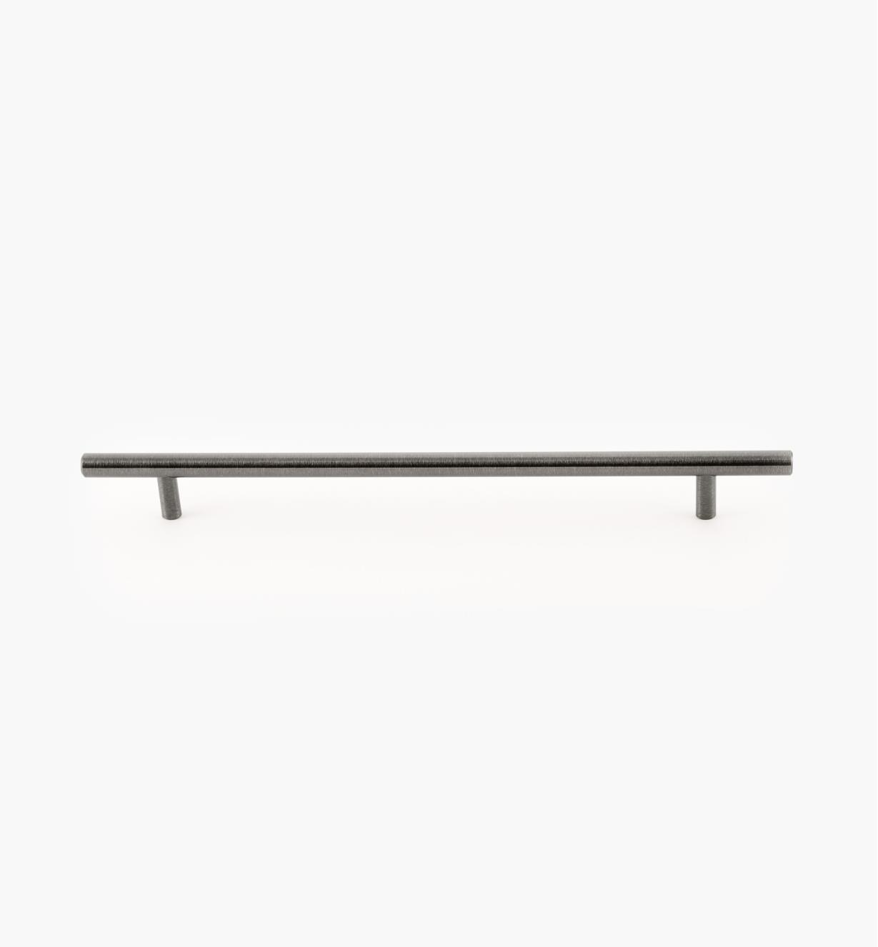 02A1484 - Bar Gunmetal 256mm (337mm) Pull, each