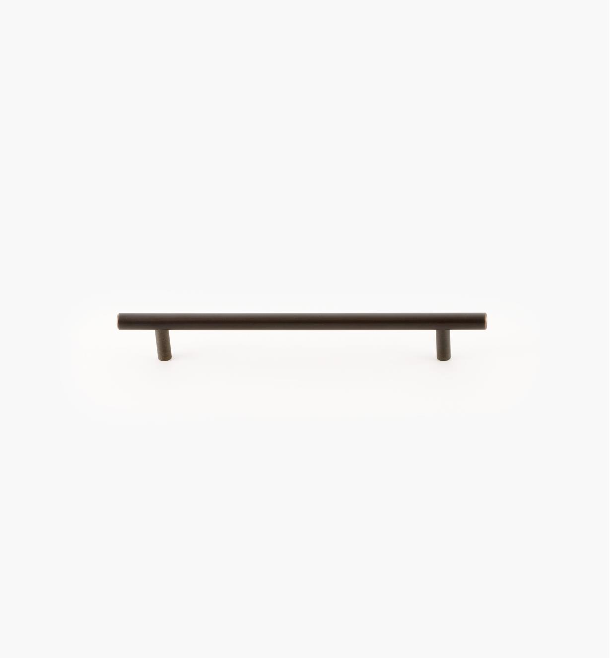 02A1488 - Bar Oil-Rubbed Bronze 192mm (252mm) Pull, each
