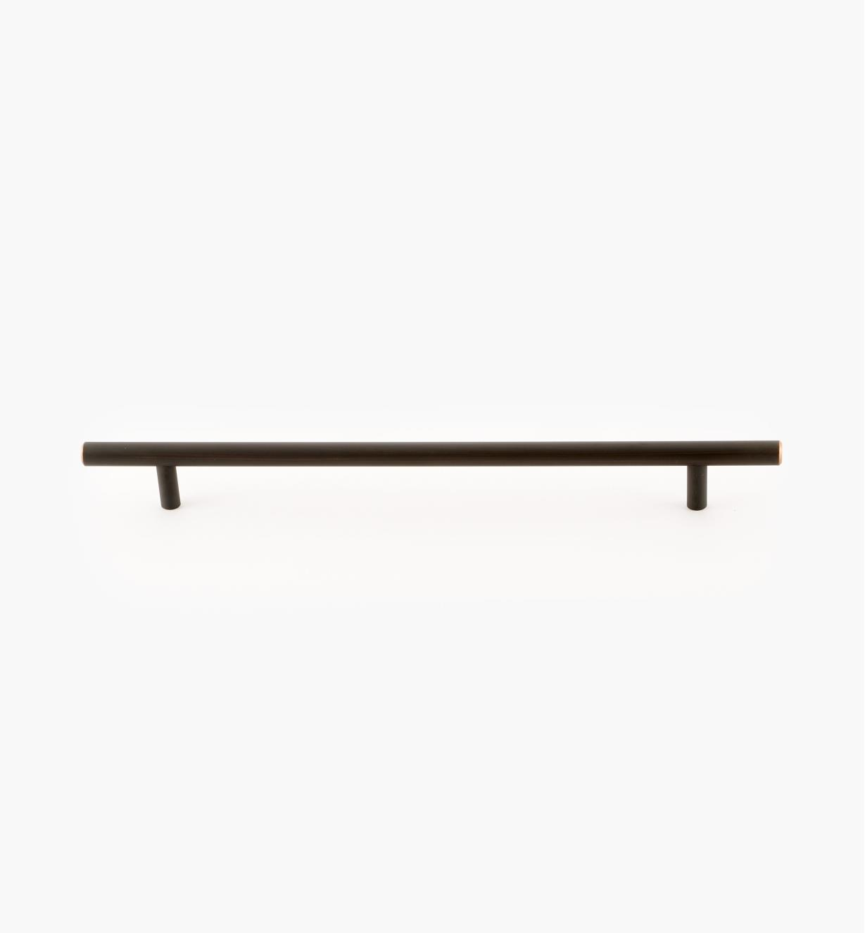 02A1489 - Bar Oil-Rubbed Bronze 256mm (337mm) Pull, each