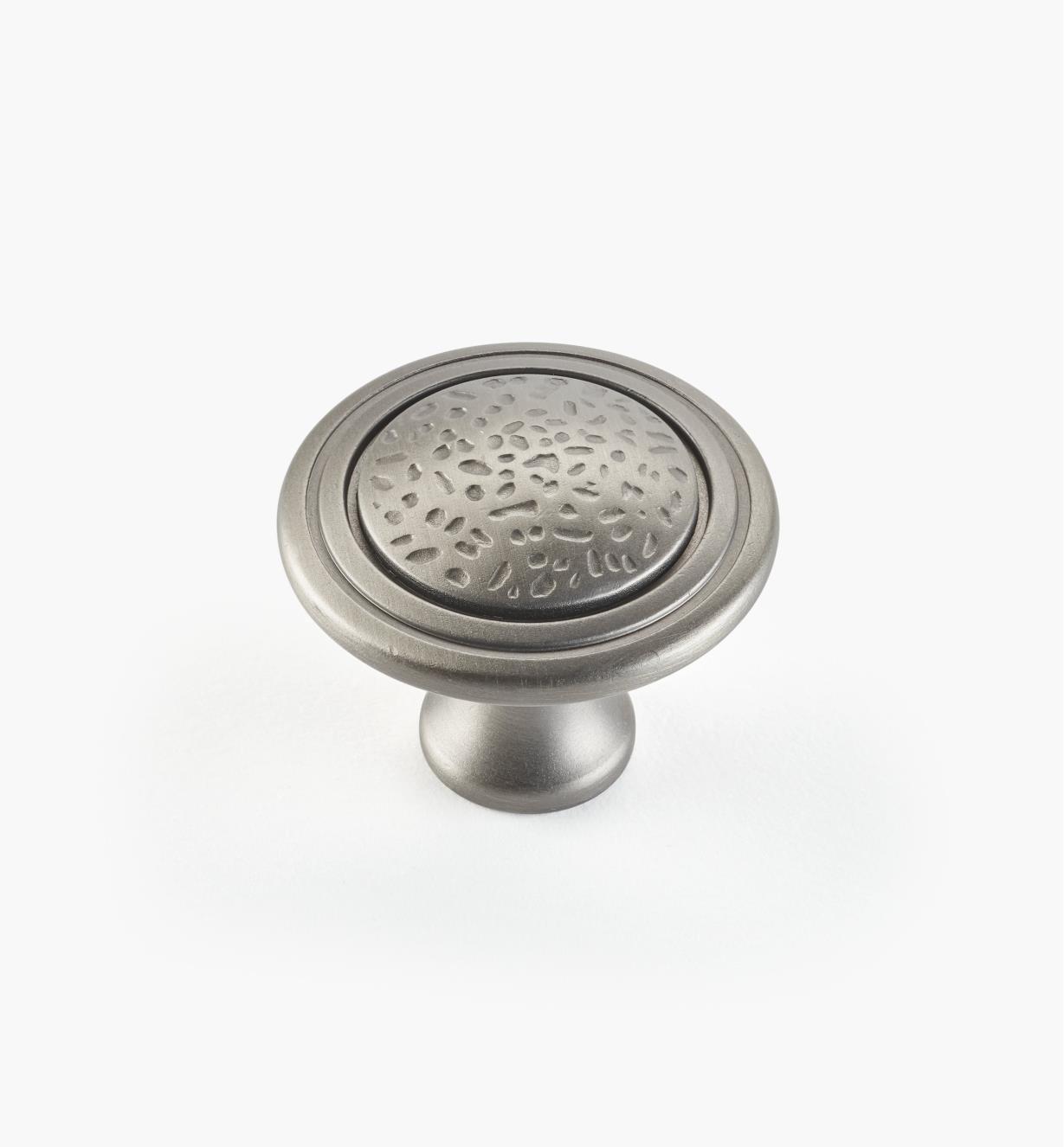 02W4003 - Pewter Knob