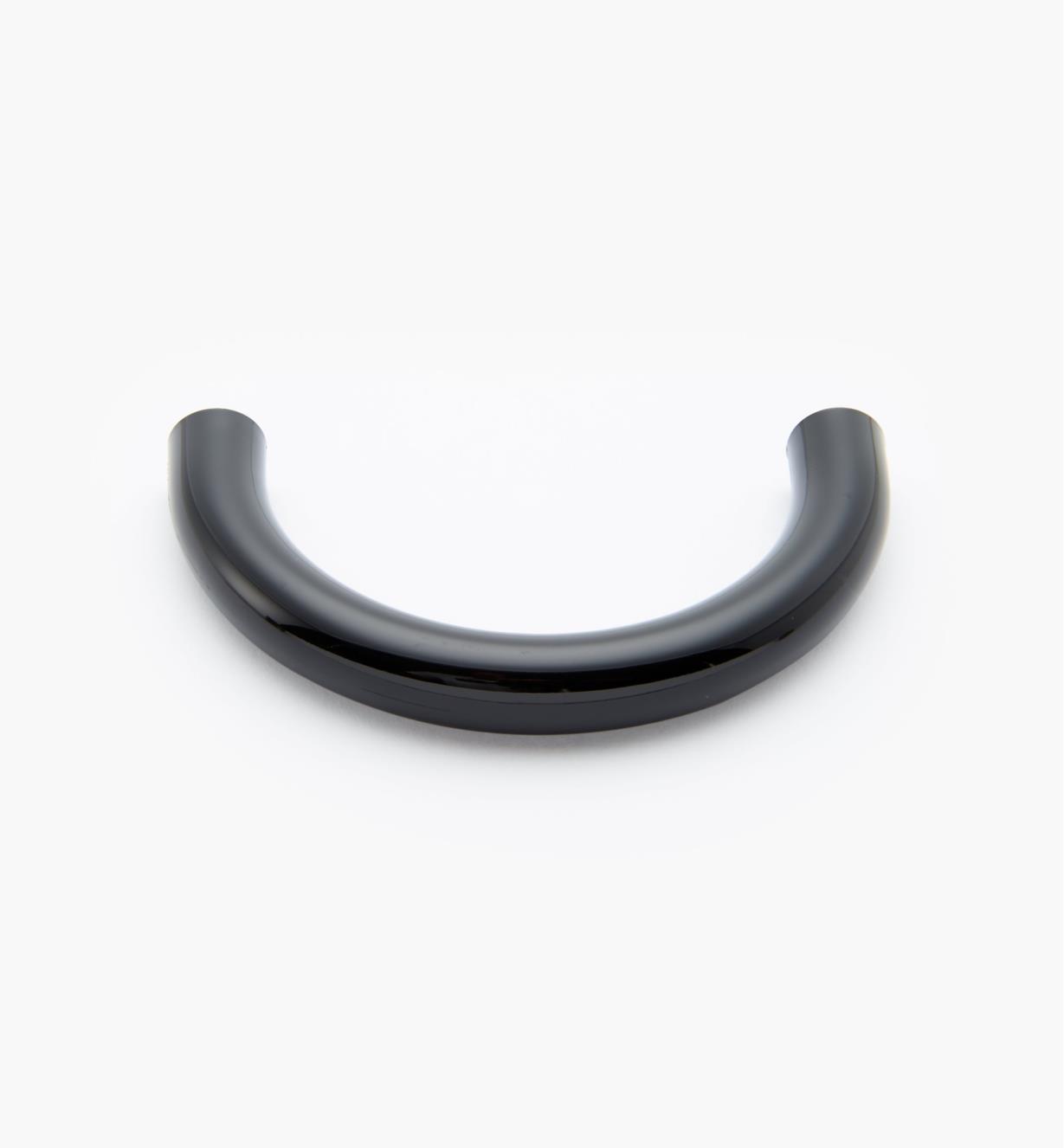"""01W4331 - 74mm Round Pull-Black (1 5/8"""")"""