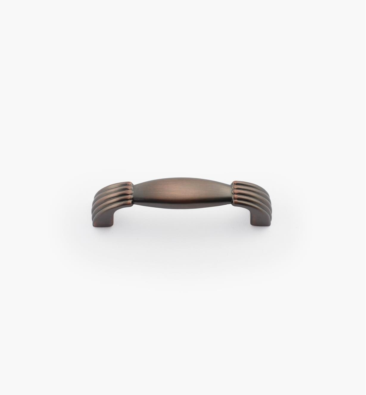 01W8470 - Small Weathered Bronze Handle