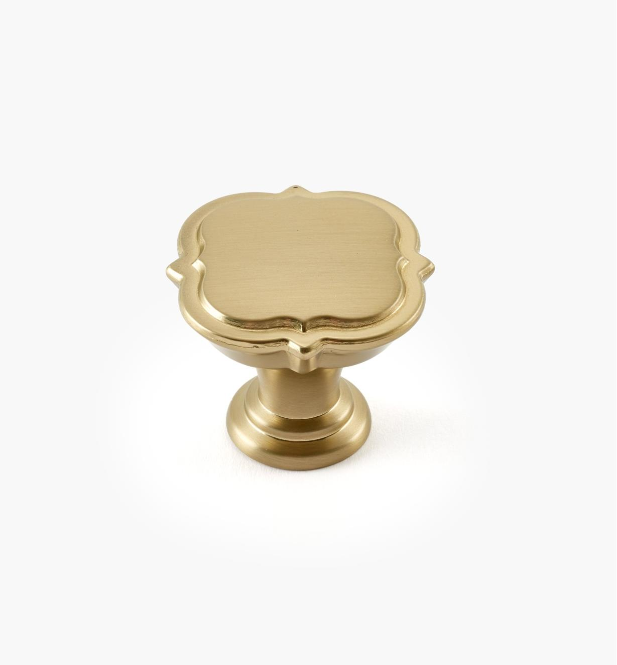 "02A1705 - Grace Revitalize Golden Champagne 1 3/8"" Knob, each"