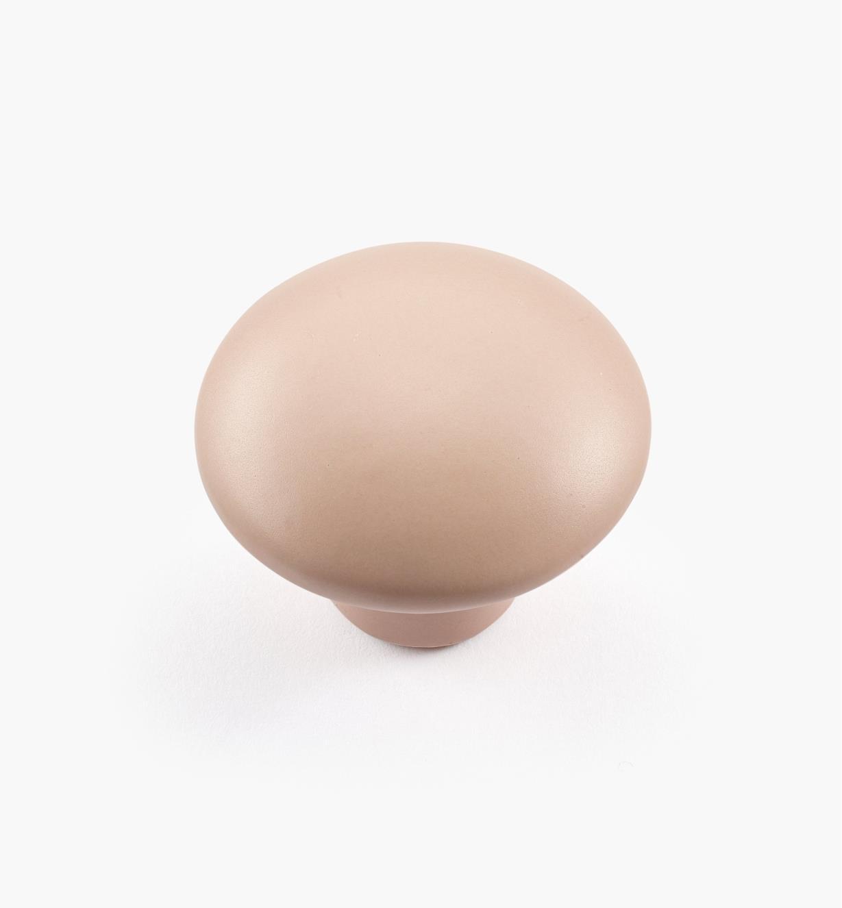 00W5281 - Matte Pink Knob