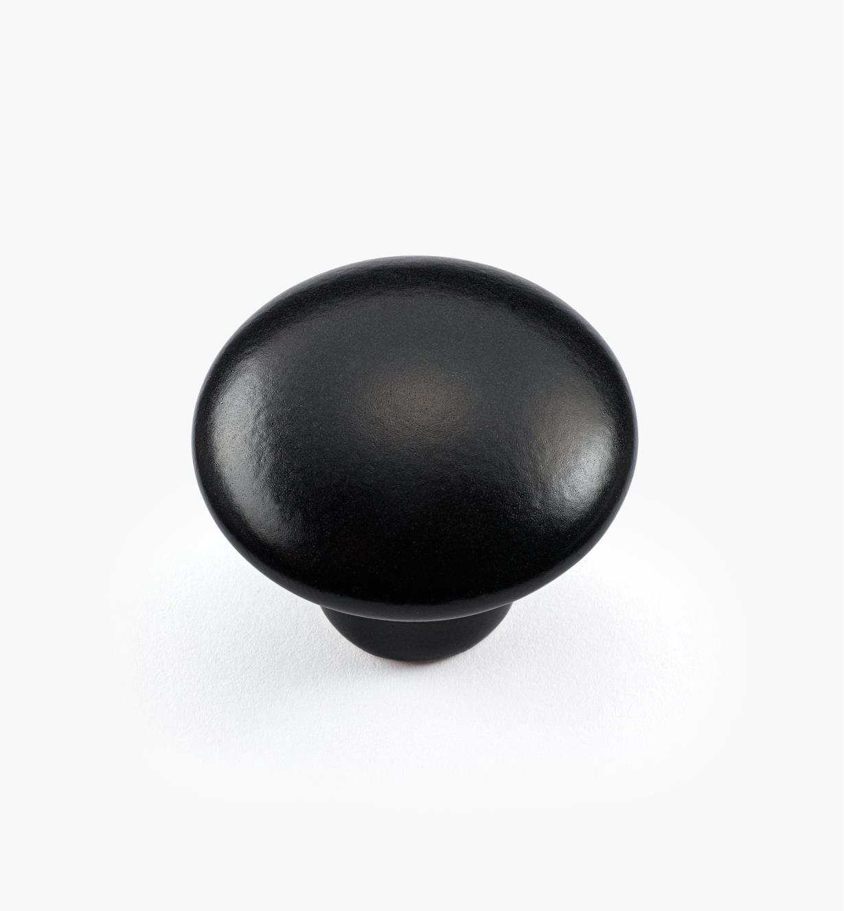 00W5284 - Matte Black Knob