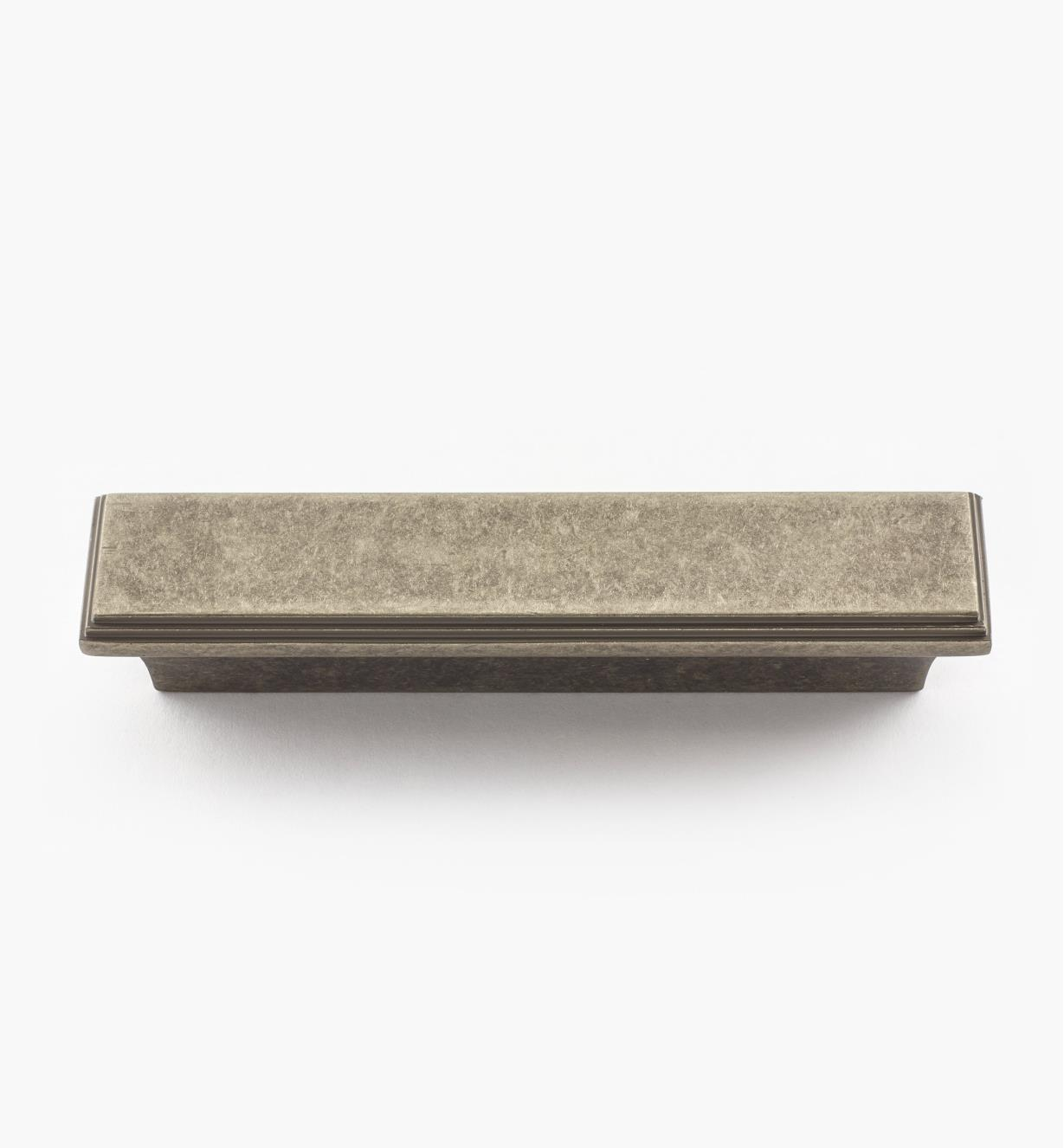 02A3916 - Manor Weathered Nickel Pull