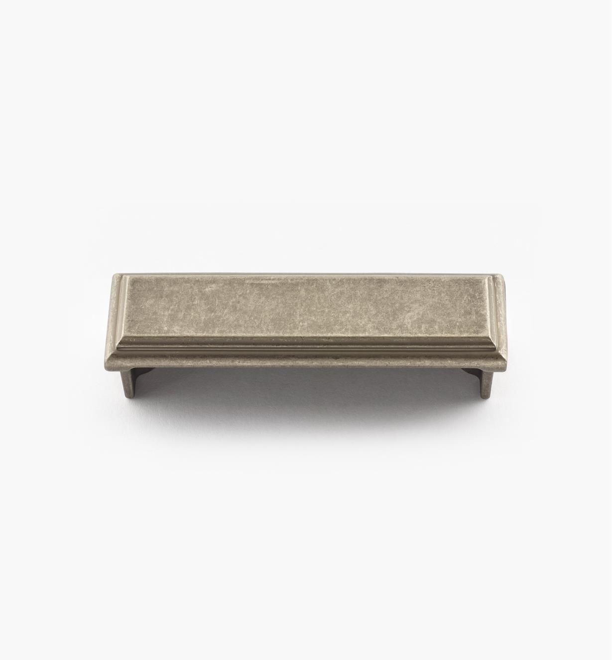 02A3956 - Manor Weathered Nickel Pull