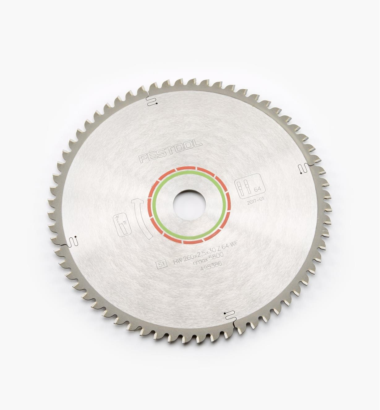 ZA495386 - Solid Surface/Laminate Saw Blade