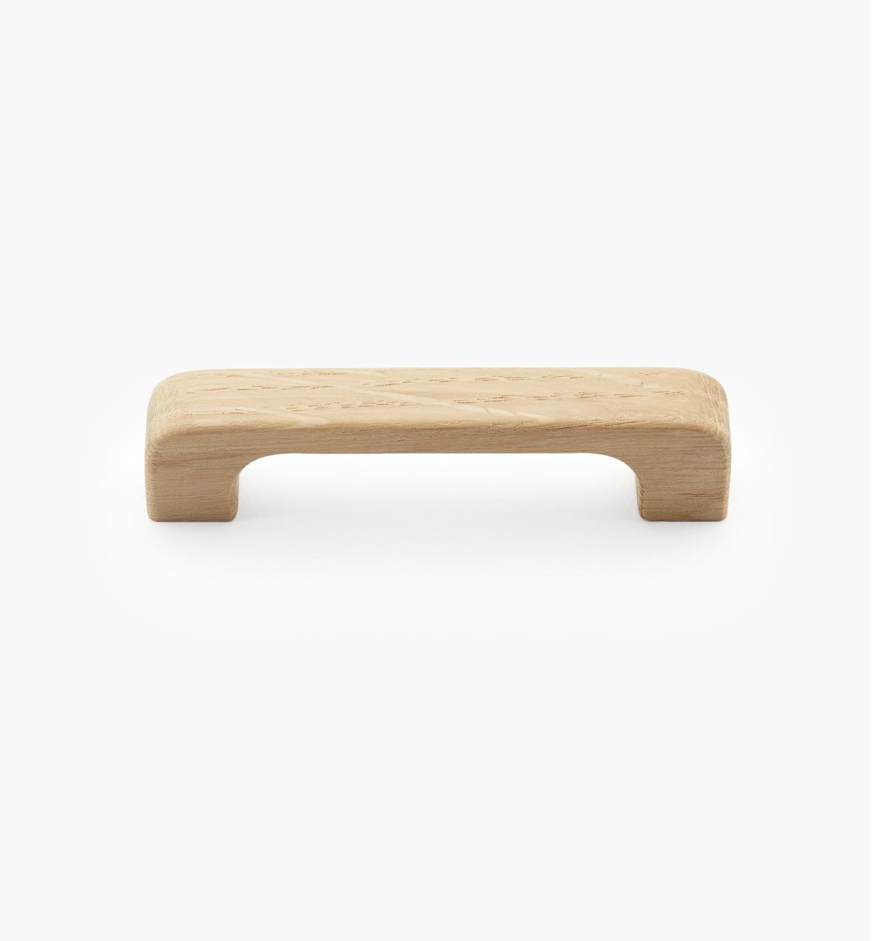 "00W3001 - 3 3/4"" Oak Broad Pull"
