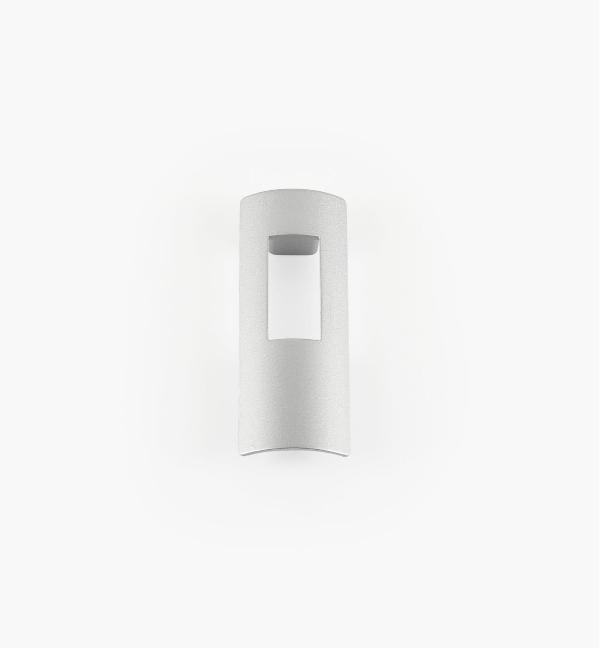 01G1932 - 64mm x 88mm Aluminum Portal Pull