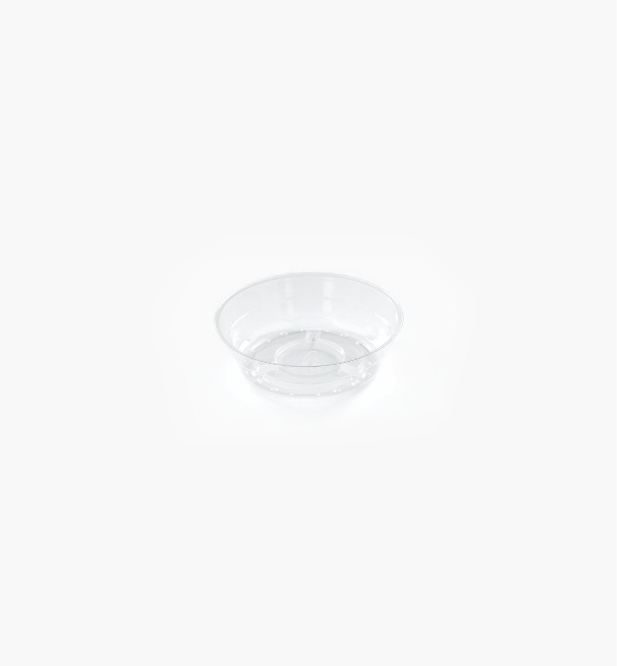 EA820 - Sous-pot classique transparent, 4po