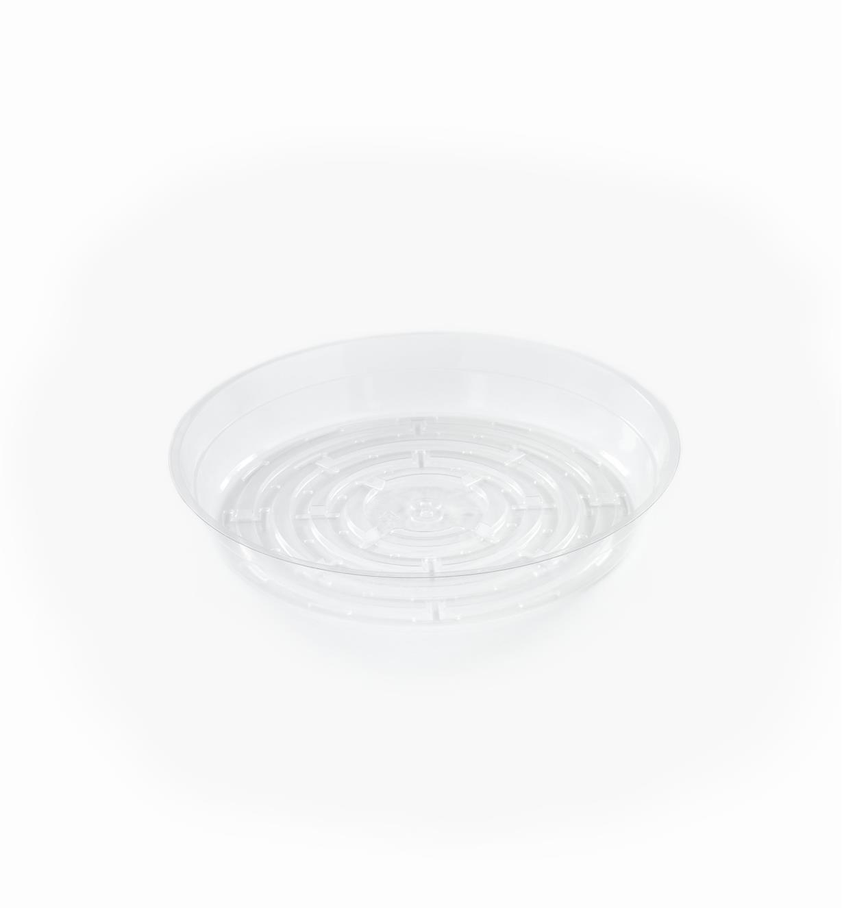 EA822 - Sous-pot classique transparent, 8po