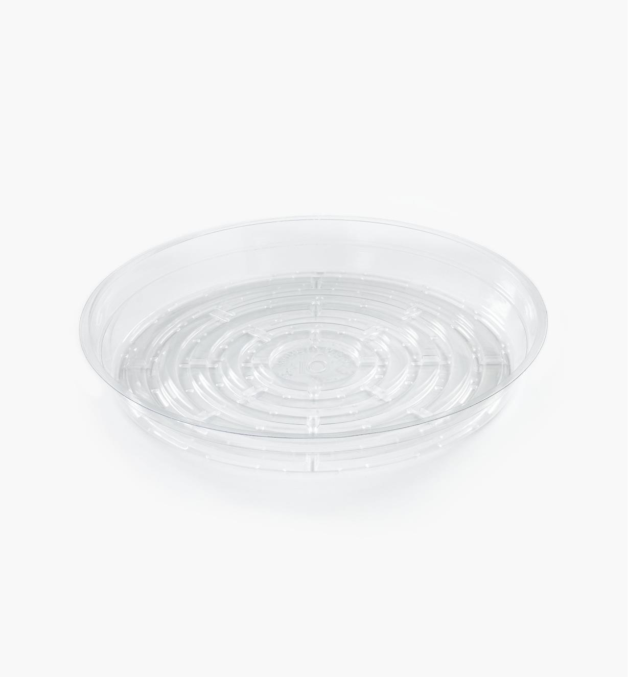 EA823 - Sous-pot classique transparent, 10po