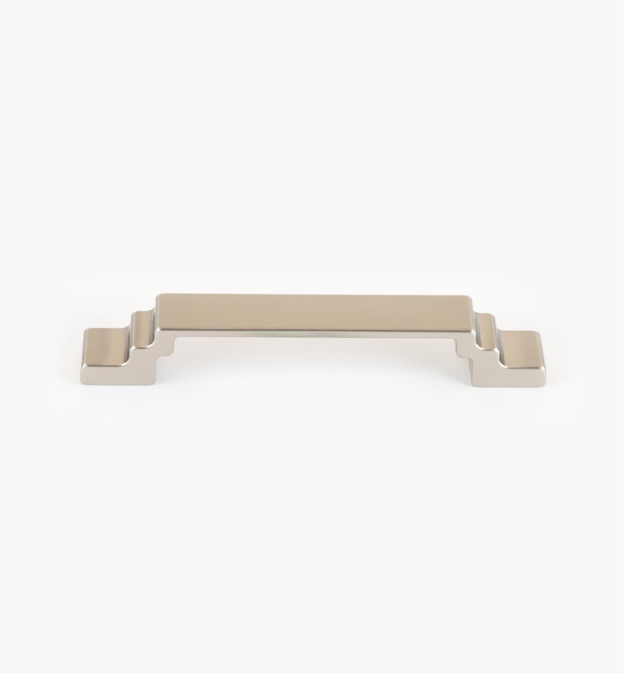 00W5590 - Poignée Scala, nickel satiné, 128mm, l'unité