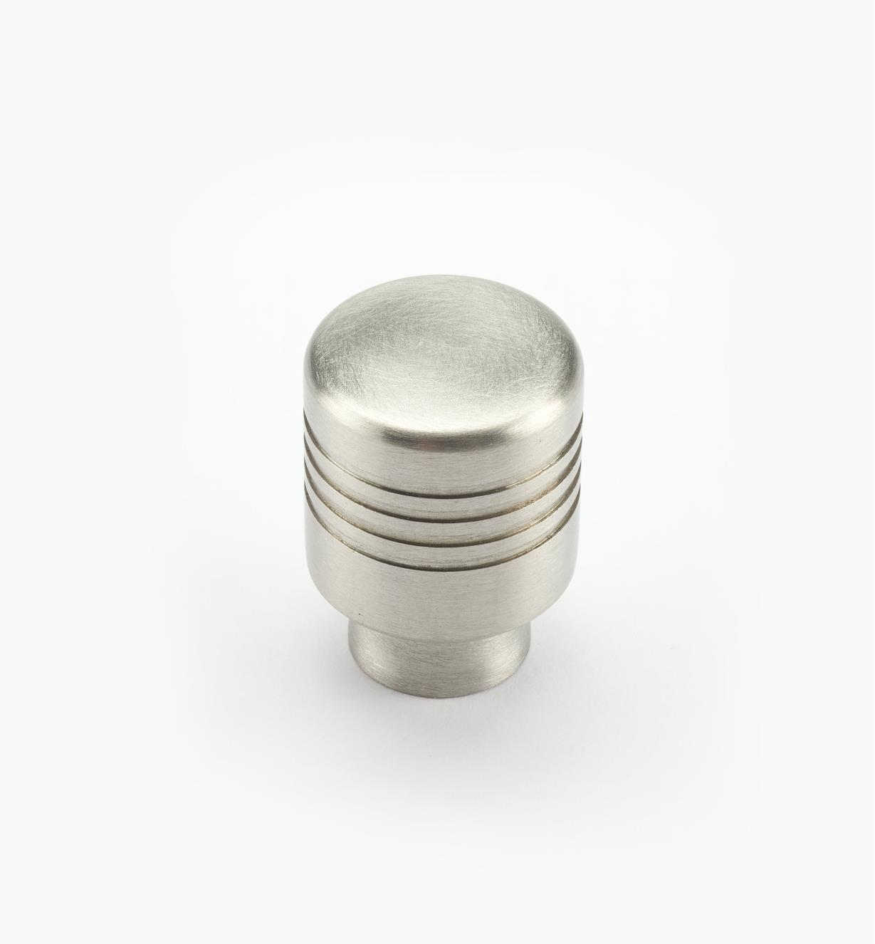 01W6718 - 18mm x 24mm Ribbed Knob