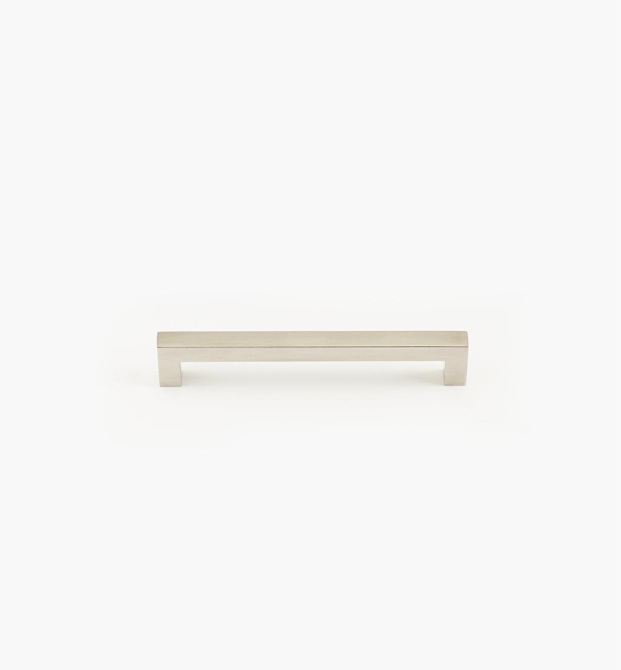 01W8014 - Poignée-tube carrée en acier inoxydable, 192mm