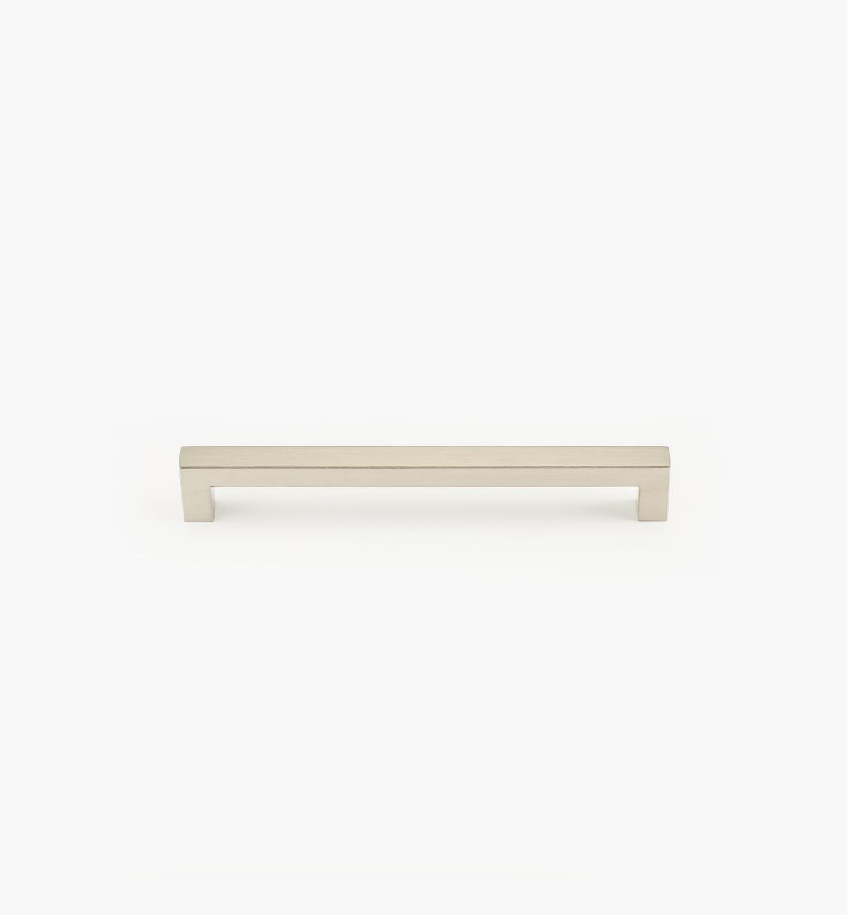 01W8015 - Poignée-tube carrée en acier inoxydable, 224mm