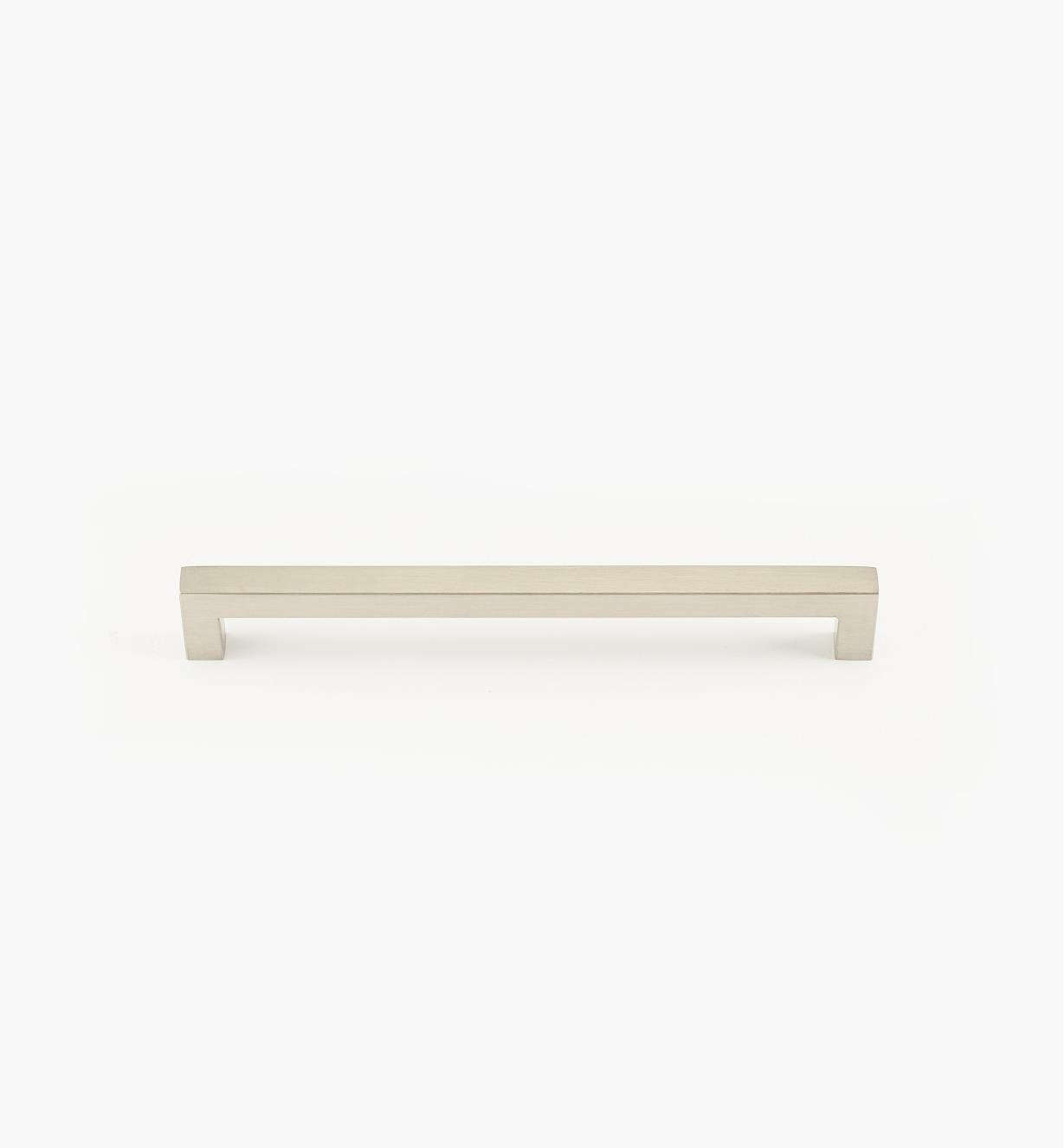 01W8016 - Poignée-tube carrée en acier inoxydable, 256mm