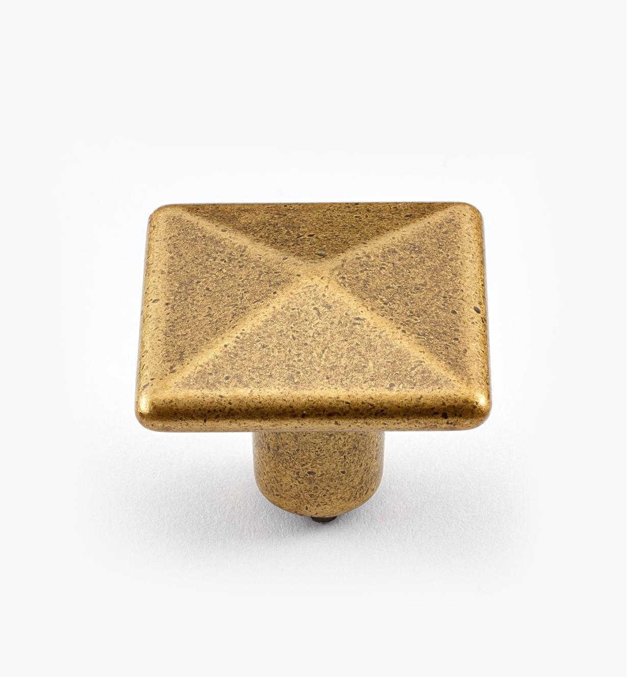 01X3126 - 26mm Square Knob