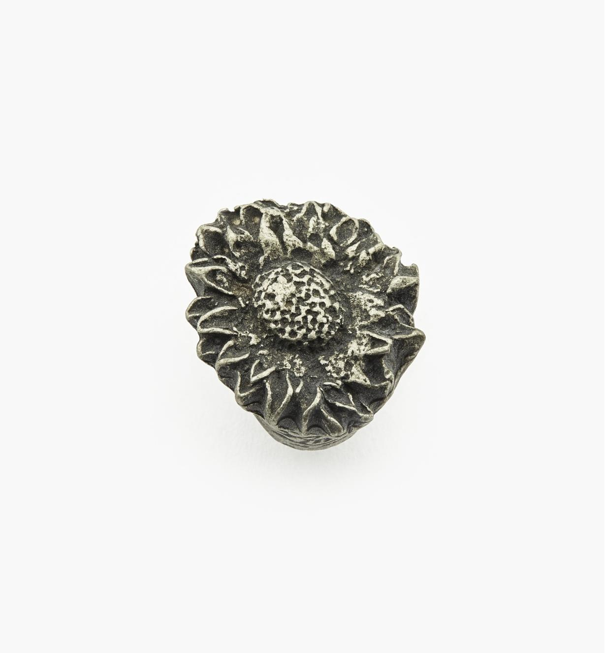 "01W4051 - 1"" (3/4"") Sunflower Knob II"