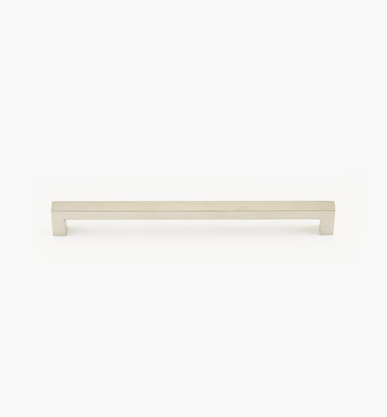 01W8017 - Poignée-tube carrée en acier inoxydable, 288mm