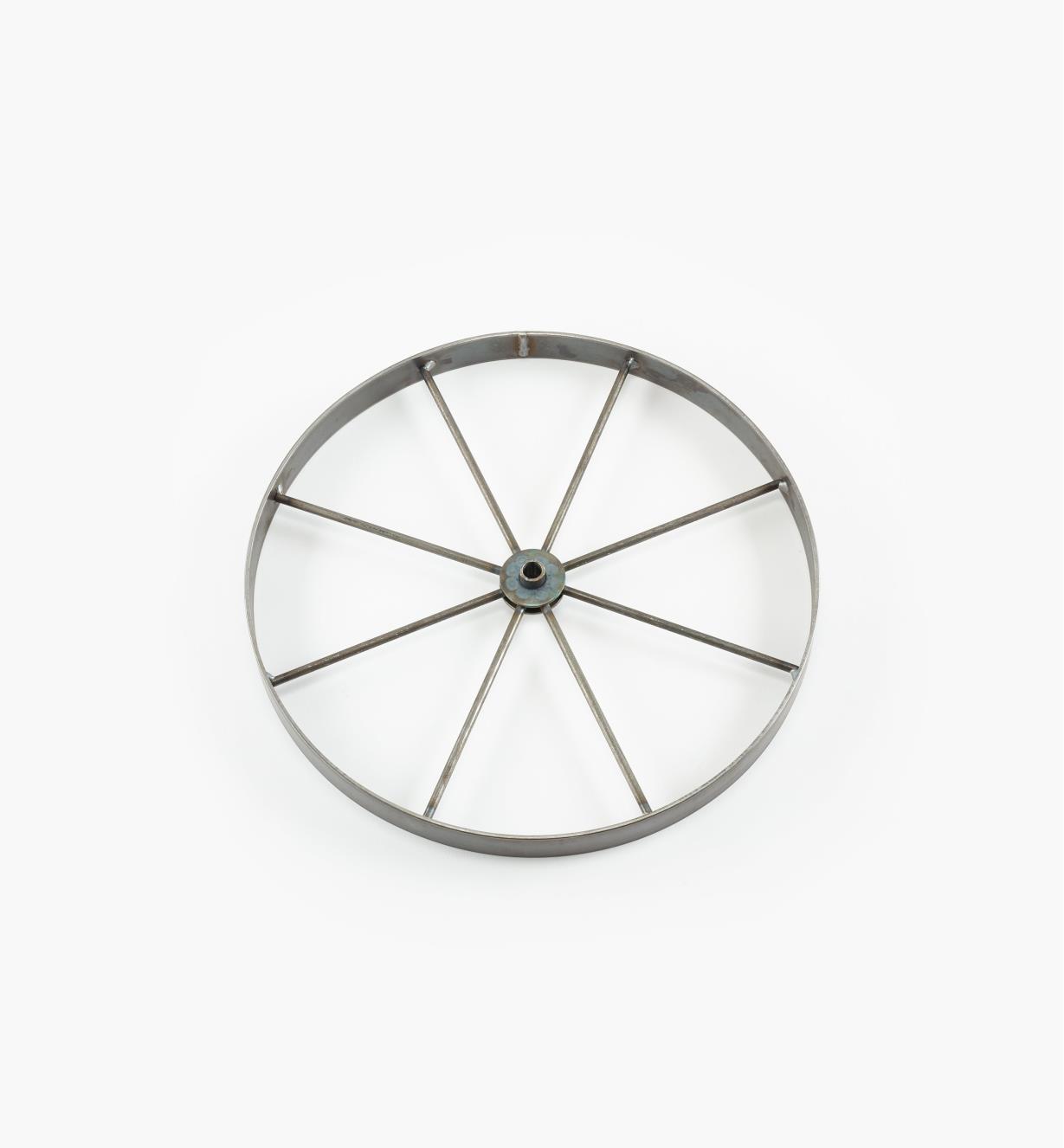 """03K6515 - 15"""" x 1 1/4"""" 8-Spoke Wheel, ea."""