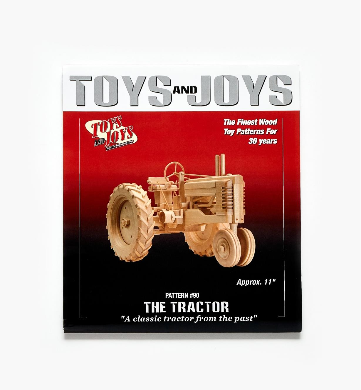 26L1013 - Tractor Plan