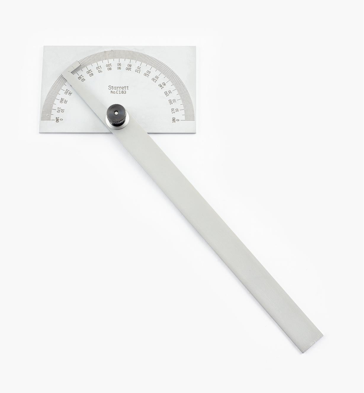 30N0401 - Rectangular Protractor