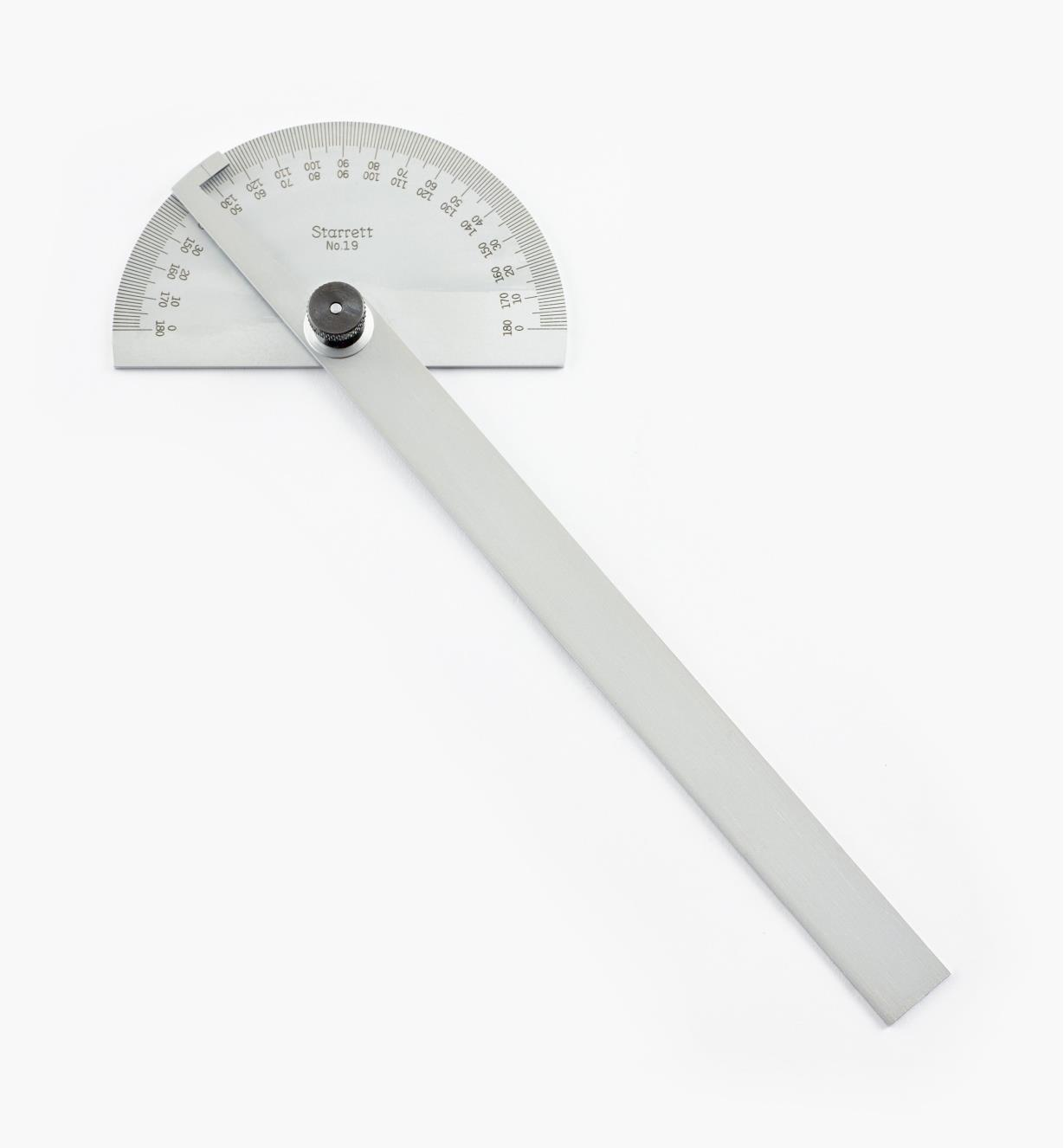30N0415 - Round Protractor