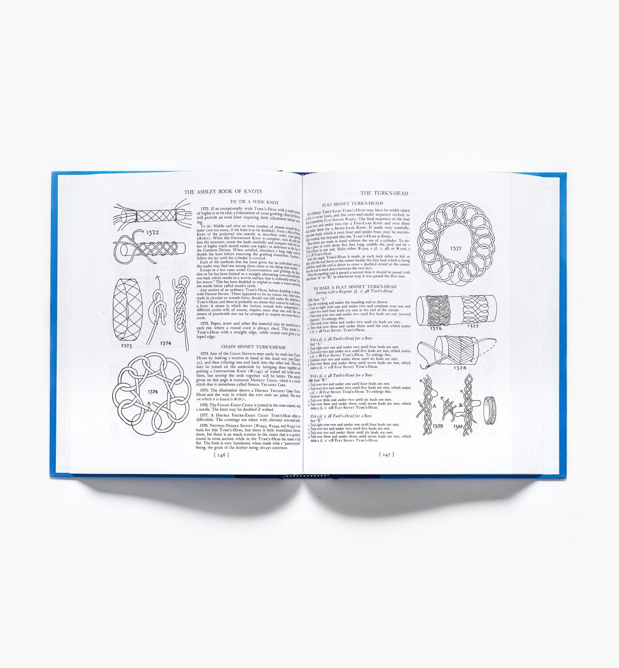 45L0101 - The Ashley Book of Knots