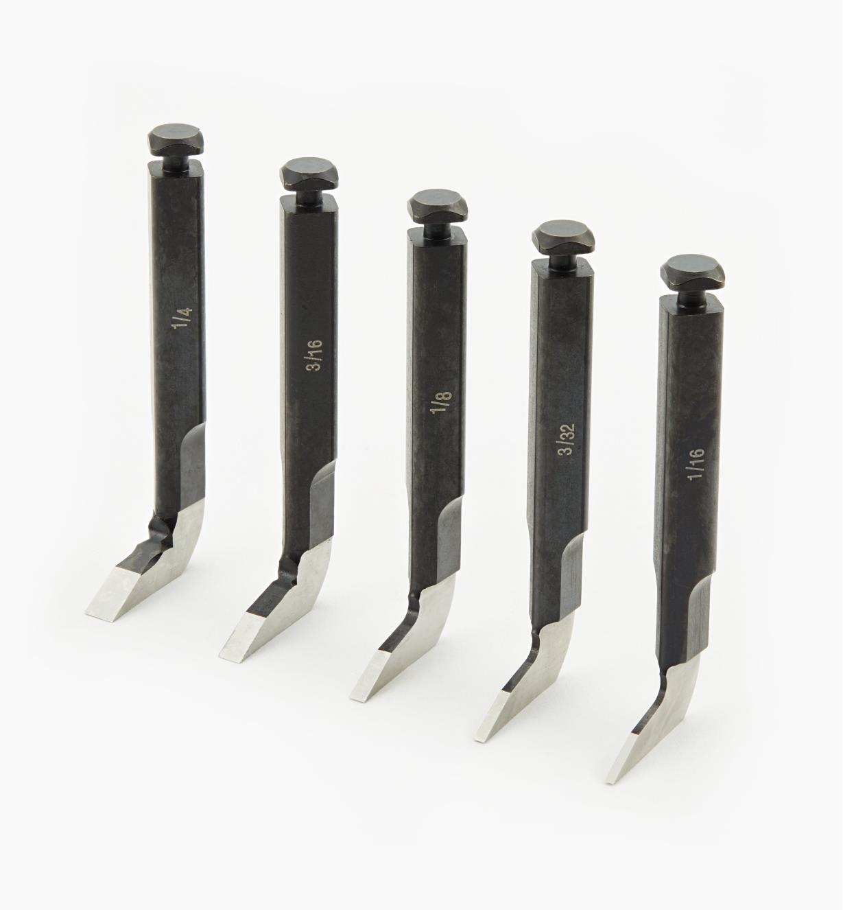 05P3842 - Set of 5 Imperial Blades