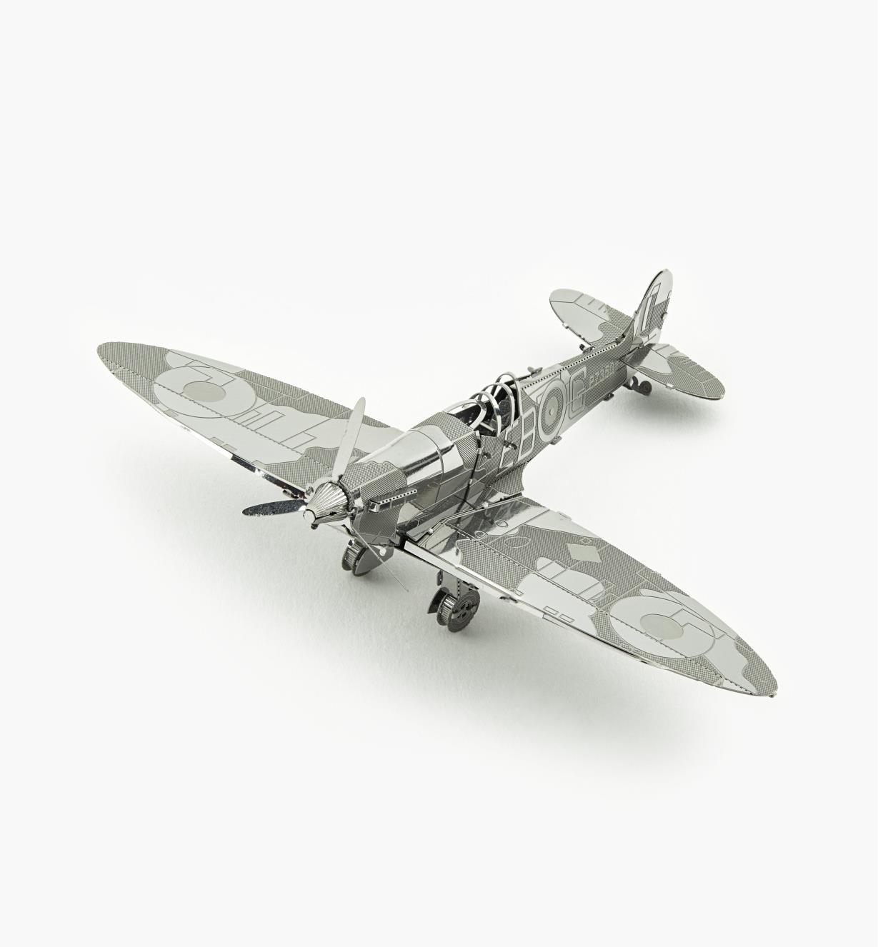 45K4136 - Modèle réduit en métal – Spitfire