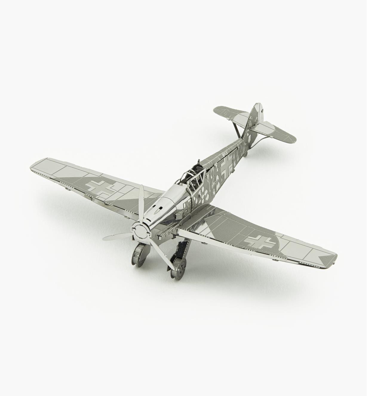 45K4137 - Modèle réduit en métal – Messerschmitt