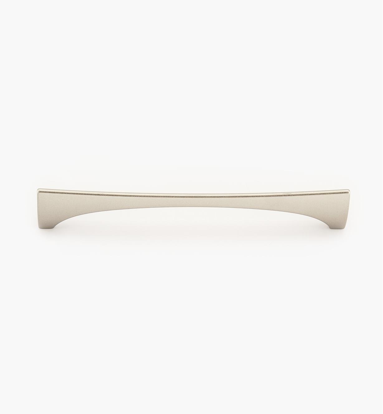 02W3912 - Poignée Niteroi, fini palladium, 160 mm