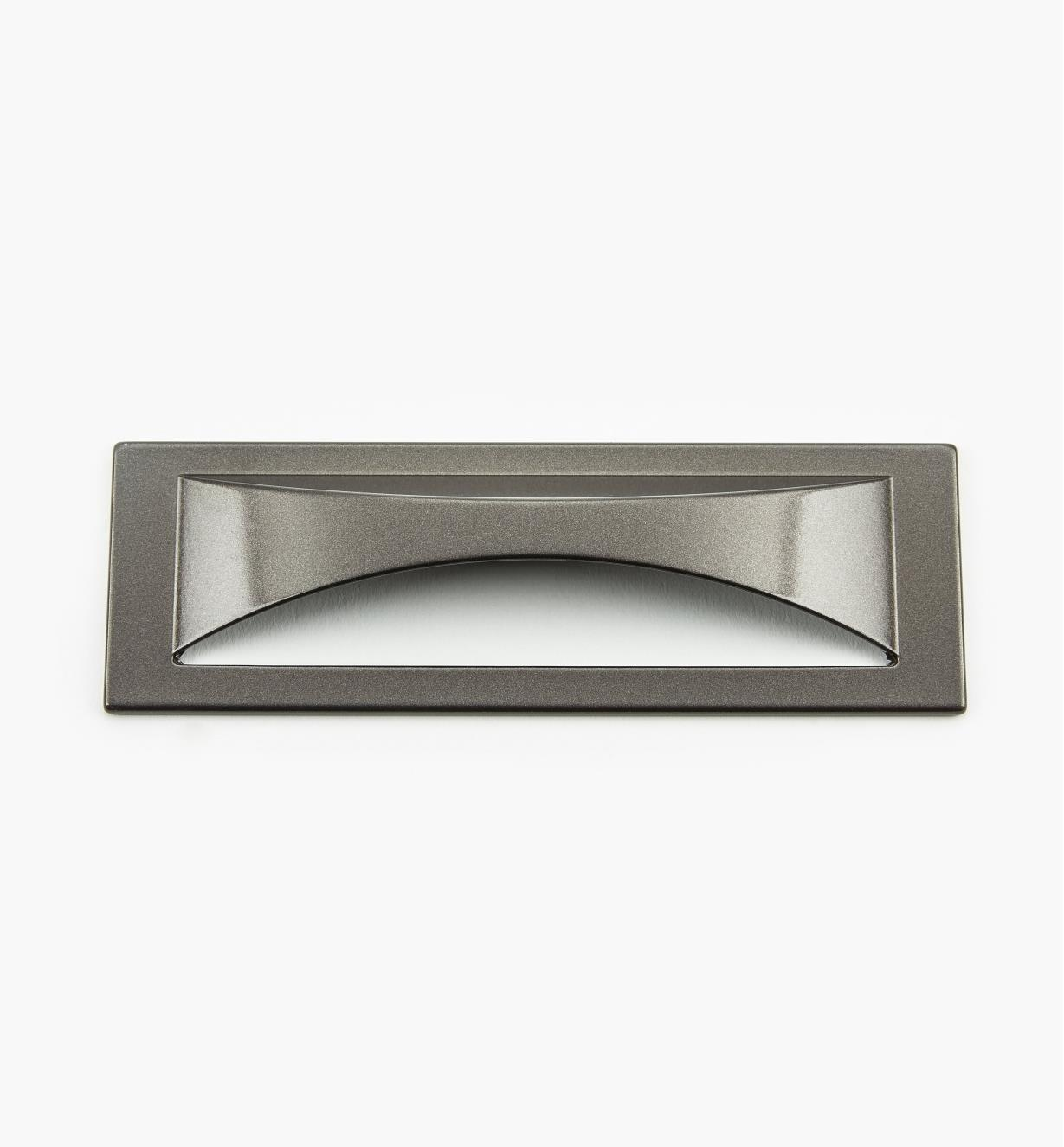 02W3982 - Mirano Dark Brown Framed Cup Pull