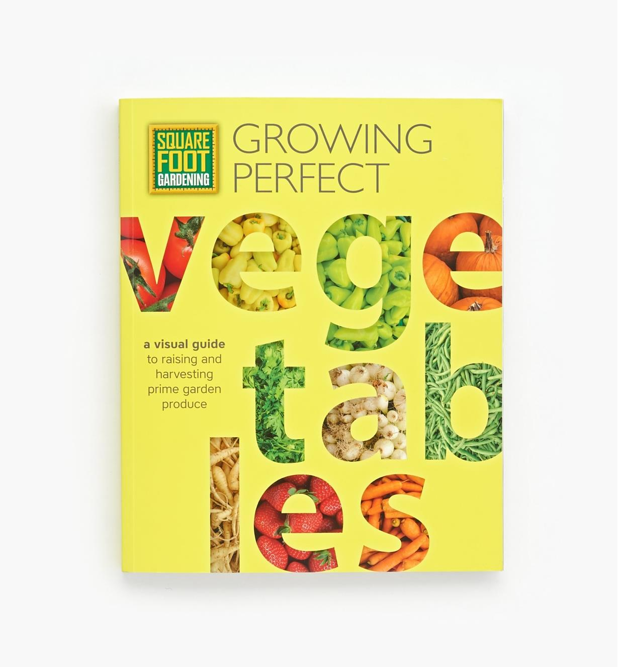 LA775 - Growing Perfect Vegetables