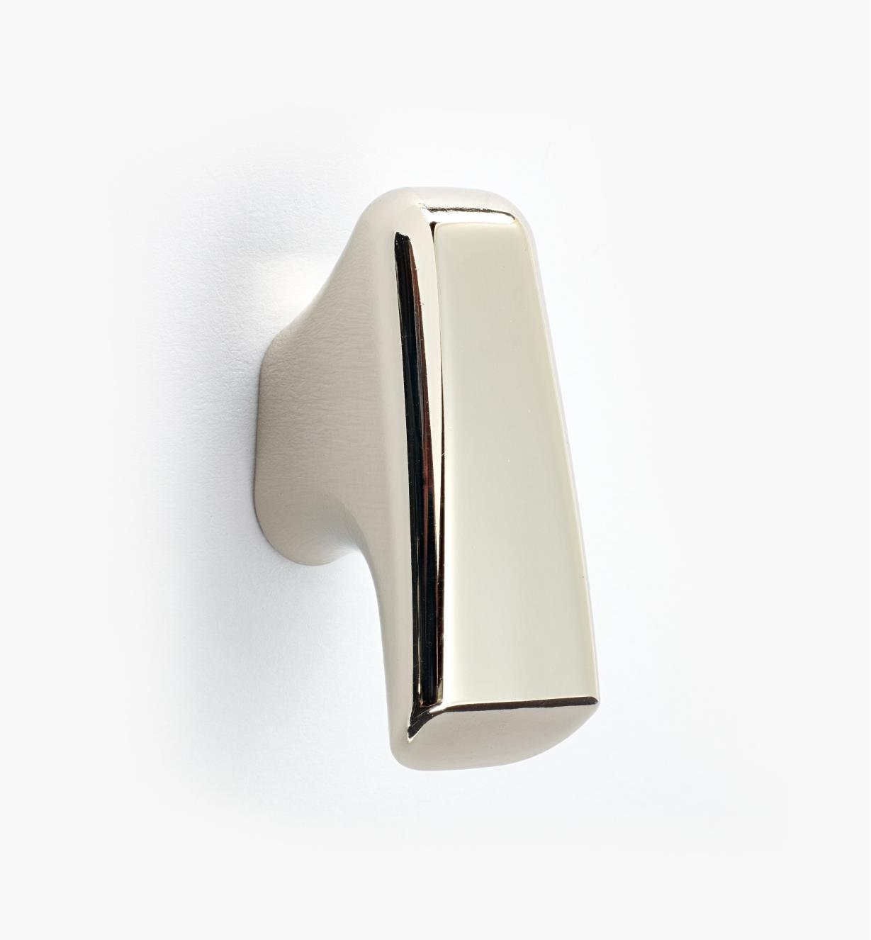 02W1470 - Wind 40mm Polished Nickel Finger Pull