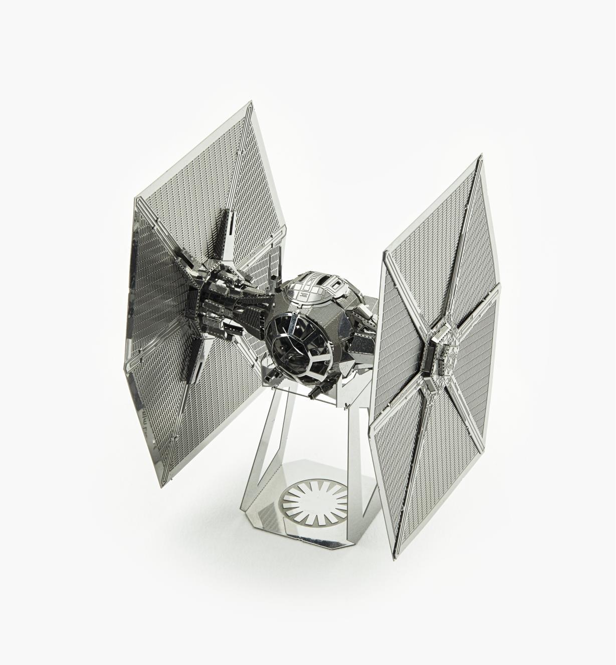 45K4121 - Star Wars: The Force Awakens Metal Model Kit -Special Forces TIE Fighter